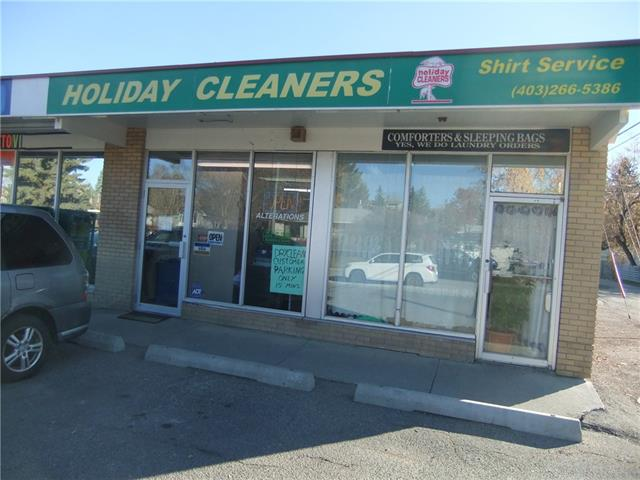 Long established fully equipped dry cleaning and alteration shop. Very reasonable rent currently at $2000 per month, includes net rent and operating costs. 3 full time personnel. Shows good sales which can be improved. Present owner will give some training.