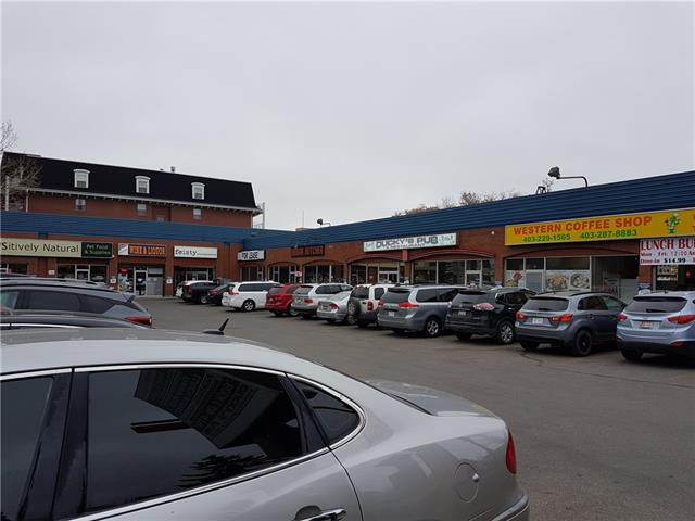 VERY GOOD LOCATION FACED ON THE BUSY STREET IN MISSION, CALGARY. 1,800 SQ FT WITH THE REASONABLE LEASE AND RENT. IT CAN BE DIVIDED TWO SECTIONS. SUBLEASE IS POSSIBLE.