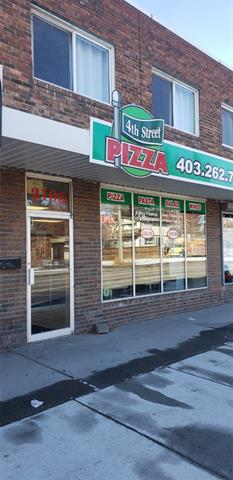 Very busy, well known and profitable Take-out/Delivery Pizza business for sale ($30,000/month avg sales).  Great store front exposure on Edmonton Trail as business is located on busy road headed East and West and surrounded by condos and residential homes.  Same owners for last 8 years and voted #1 pizza in town.  Low, low rent at $2,300/month for this 880 Sq.ft space (under 10% for rental cost), which has a great layout with rear door for ease of unloading inventory. Perfect for family/partner operation as weekends are extremely busy, improve sales by passing out flyers and opening earlier to cater to Lunch crowd or pizza by the slice. Seller is willing to train Buyer to familiarize the business Please give 24 hours? notice, DO NOT APPROACH STAFF