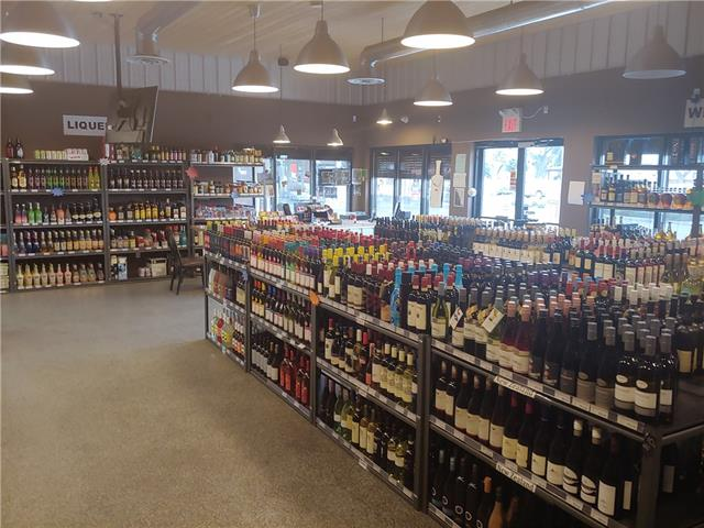 It is a perfect opportunity for people who are looking for a Liquor retail business. It has a space of 1,500 sf and comes with a walk-in cooler. Monthly rent is $3259.71 including op cost. Excellent location, very reasonable price for quick possession.