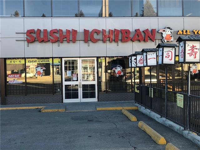 Great location with a well known and great reputations  Full licensed Traditional Japanese Style fine dining restaurant has been around for 21 years. Very reasonable lease and fully equipped.  Very good location great access near LRT South Bound Stations with plenty of parking at the storefront, close to Chinook Mall. And a lot of business and offices nearby. Don't miss this great opportunity to be your own boss. All viewing by appointment Please do not approach the staff Thank You