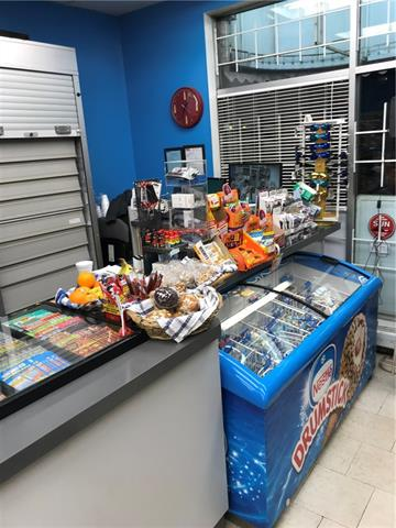 Super Business located on Popular 17th Avenue. Busy Convenience Store a fixture for over 30 years!!!  Situated close to new a lot of high rises, high traffic area. Steady sales of $650,000/year, Low rent of 3266/ month, 5 year lease,  operating costs of $200/ month. Run your own business and make lots of money.