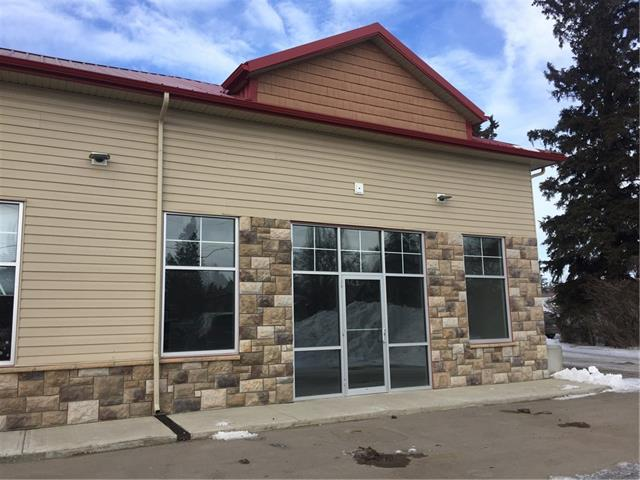 Great location on a busy street! This unit has lots of tenant improvements already done, great frontage exposure for signage, lots of parking, and is ready for immediate possession. Start your own business in a location that will get noticed!
