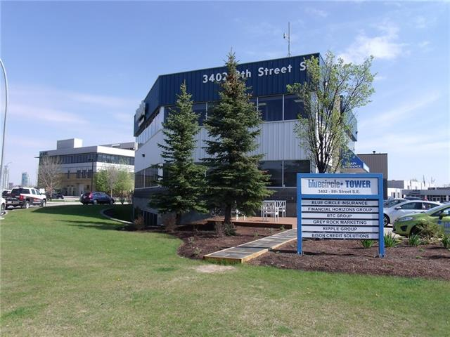 For Lease Very attractive office space in great building overlooking the mountains and the city.  In suite washrooms