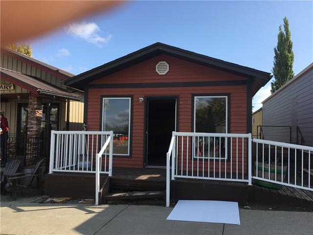 Nice clean property  very affordable.  Near McGregor lake. Start your own buine in a vvillage that hs a recreational Lake only 1 hr out of Calgary.