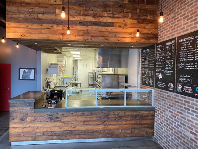 Be your own boss, easy to operate, and profit making business for sale! This pizza shop has won numerous awards, such as 2016, 2017, 2018 YYC Pizza Week, 2018, 2019 Pig Out awards.  It locates in Eastlake Industrial area and brings you the unique pizza taste from Ontario. It comes with front dining area, large front counter, huge working area and storage area. It uses fresh hand-tossed dough, homemade pizza sauce, local cheese, and fresh toppings. The pizza is baked directly on the stone of a Bakers Pride oven. Owner will provide training. Don't miss out on this opportunity. Call realtor today!