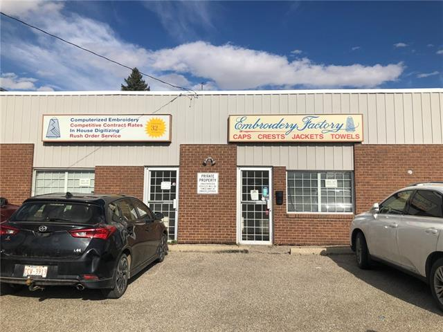 This centrally located, large detached retail/office zoned property is 3,336 square feet with 10 parking stalls total. Great signage exposure both on 36th street and right off of International Avenue, with traffic counts of over 20,000 cars per day. Loading stalls in rear fully paved alleyway. Has a fully released cannabis development permit and would be ideal for a cannabis dispensary, however Landlord is open to all uses. Currently vacant and negotiable on possession. Zoned C-COR2 F2 OH12. Property could be demised into two units. $4,170 per month for entire space plus all operating costs. Triple net lease.