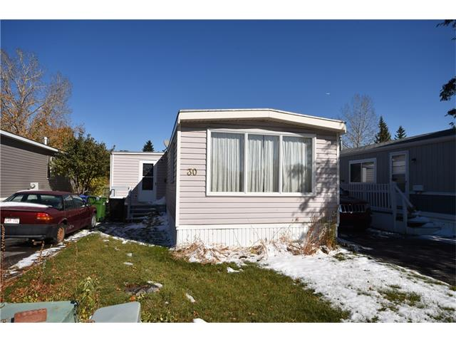 Fantastic mobile home in a well managed city owned park. This mobile home boasts 2 generously sized bedrooms, centrail air conditioning and a 24x8 addition at the entry for additional storage.