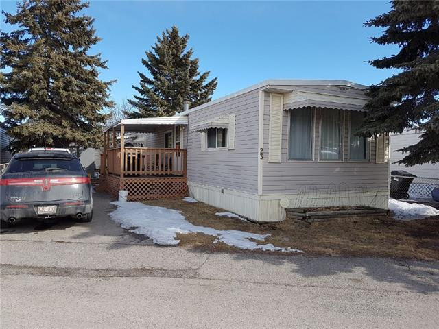 Two bedroom, one bath home. A cozy and comfortable place of your own at an affordable price.  New laminate flooring. New doors. West facing deck. Two sheds to accommodate your storage needs.  Family friendly Greenwood Village, located close to major routes, shopping and amenities. Playground and clubhouse on site. Lease is month to month.  Pad rental is $790/mo and includes water/sewer.