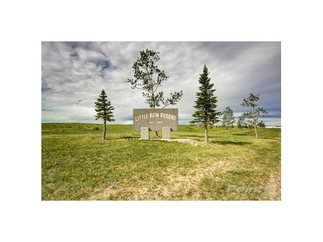 Are you looking for the perfect piece of land to build your weekend getaway or live in year round? Little Bow Resort is the perfect place to do so, close to water for boating/fishing in the summer and snowmobiling/ice fishing/skating in the winter. Little Bow Resort is 1.5 hrs from Calgary and 45 mins to Lethbridge. Bring your friends and let them enjoy the private campground developed only for the guests of home owners. The Resort also has a place to store your boat in the winter. There is no building commitment so you can develop at your own pace. The property is priced to sell, why wait?