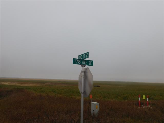 EXCELLENT INVESTMENT OPPORTUNITY!!!! 146.4 ACRES  LAND TO BUY AND HOLD FOR  FUTURE RESIDENTIAL OR COMMERCIAL DEVELOPMENT. THE LAND IS LOCATED CLOSE TO 22X HWY AND CITY OF CALGARY BOUNDARY.  PRESENTLY ZONED AS FARMLAND. PRESENT REVENUE FROM LAND FOR GRAZING IS $10,900 PER YEAR AND $2500 PER YEAR FROM WELL LEASE. IT IS LOCATED NEAR THE SOUTH HEALTH CAMPUS / THE NEW HOSPITAL IN SOUTH CALGARY. TWO PAVED ROADS TO THE PROPERTY.