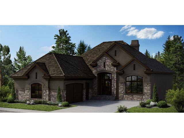 This is your opportunity to buy land with NO GST and build your dream home! This land has a dug out and we are offering a complete set of drawings for an 1800 sq ft bungalow with triple garage. The treed, flat site is close to Calgary and Okotoks making this the perfect location, close to the City but with the country vibe. With two K-9 schools and a hockey arena close by that's the kids covered whilst the adults can enjoy a round of golf on the nearby course, fishing on the Bow River or simply the peace and tranquility of the location.