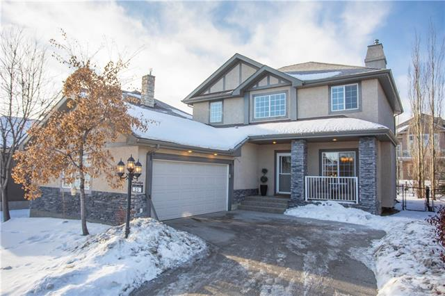 """**  Click Multimedia for 3D tour  **  Don't miss this opportunity to live just steps away from the beach in this newly listed family home!  This very well kept, upgraded, fully finished, 2 storey home in very desirable """"The Lake at Heritage Pointe"""" features: large kitchen with granite and SS appliances, over 3000 sq ft (total dev), SW facing backyard - backing onto a greenbelt, fully developed basement (9ft ceilings), central air conditioning, 3+1 good sized bedrms, double/insulated over sized garage, custom window coverings, exposed aggregate driveway, front veranda, custom built fireplace, large deck with BBQ gas line, luxurious 5-piece master en suite with soaker tub & his/hers sinks, """"Brazilian"""" hardwood floors & much more! Location & community are fantastic: just steps to the lake entrance/tennis court/beach & bus stop (buses go to """"Heritage Heights"""" (K-9)/""""St. Francis of Assisi Academy"""" (K-8) & all private schools), you can even walk to all the amenities at Heritage Pointe Village Center!"""