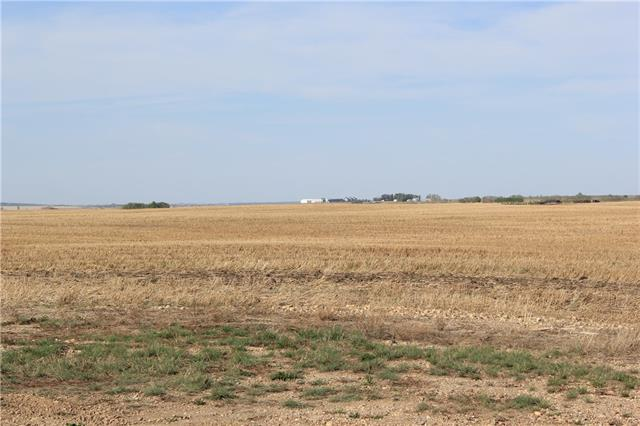 Lot #3   3.14 Acres just off pavement.  4 lot subdivision Pick your own builder and build your dream home in the country. Only minutes to Strathmore. Enjoy piece and quiet as well as mountain views. Lot is suitable for a walk-out if desired. Services at RR 255.