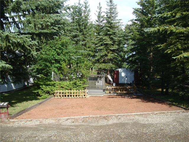 Lot 444 at Carefree Resort is a very private, vacant lot just steps from Fountain Park.  Plenty of mature trees that shelter the cozy firepit area.  Comes with a large Timber Teck deck and railings, shed, telescoping flagpole and is fenced across the back.  Easy access to the Clubhouse, pool and main Beach.