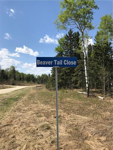 Do you wish for a recreational piece of land, close to the west country, to Beaver Lake, to Birch Lake and to Burnt Stick Lake?  The final stages of Beaver Creek available now to purchase.  This is a recreational residential subdivision with a total of 38 lots; only six more available to purchase.  Enjoy the property the way it is or develop it with a home with a minimum square footage of 350 to a maximum square footage of 1000 with an additional upper level of 452 square feet.  Not too big or not too small.