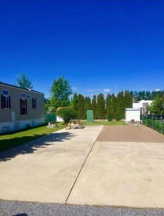 Here's your opportunity to own recreational property in the beautiful gated community of Carefree Resort, on the shores of Glennifer Lake. Just 75 minutes north of Calgary, this lot has a concrete pad and is ready for your RV. Carefree Resort boasts 613 units, a heated swimming pool, private marina, basketball and volleyball courts and so much more.