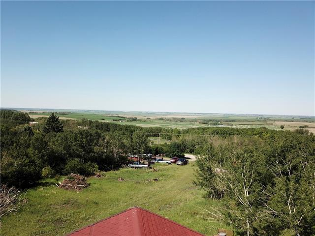 8.22 Acres just off 805 Hi-way north of Wimborne; great place to build your dream home with a view looking to the west; older home parked on acreage which can stay or seller will remove. Power & gas are close by with a driiled well.