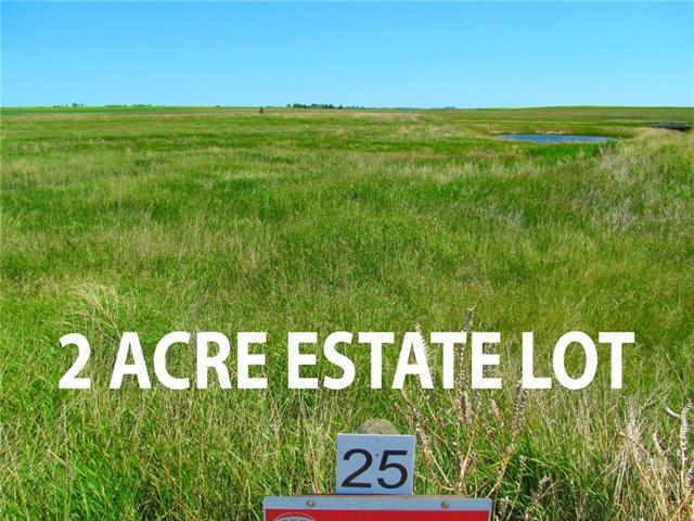 **LAST ONE THEN SOLD OUT.  BEST LOCATION IN NW CLOSE TO YYC AIRPORT, COSTCO AND CROSS IRON MILLS.  START BUILDING NOW. FULLY SERVICED TWO ACRE WALK OUT LOT - ESTATE HOME SITE ON PAVED CUL DE SAC. [OVER 87000 SQFT] EXCELLENT LOCATION ONE MILE NORTH OF CITY LIMITS ON WEST SIDE OF CENTER STREET. WATER COOP MEMBERSHIP INCLUDED IN PURCHASE PRICE AND ALREADY PAID FOR BY SELLER. ALL SERVICES TO PROPERTY LINE!  DRIVE BY, VIEW AND CALL FOR DETAILS. SCHOOL BUS PICKUP TO AIRDRIE SCHOOLS. Directions: CENTER STREET/RR13 NORTH I MILE PAST CITY LIMITS TO CALTERRA ESTATE DRIVE ON LEFT.