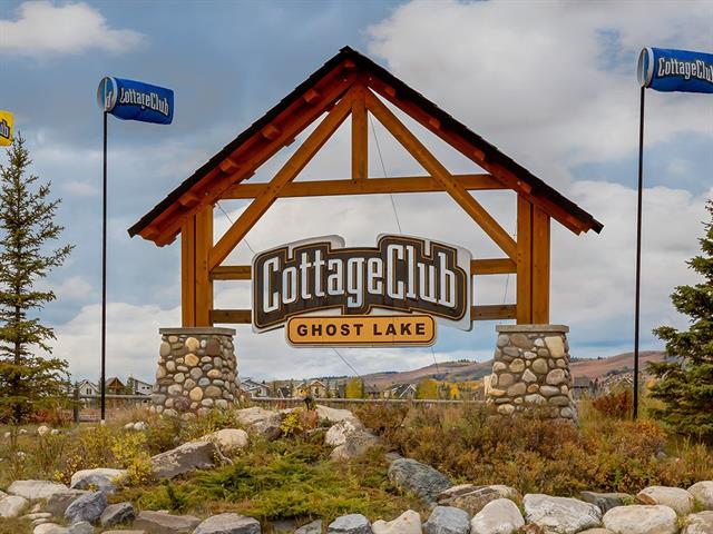 THIS is YOUR OPPORTUNITY to have an AFFORDABLE LAKE HOME w/MOUNTAIN VIEWS from YOUR DOORSTEP! BROUGHT TO YOU by CottageClub Ghost Lake, this LARGE 508 sq. m. is READY for YOU! BUY + BUILD Your DREAM COTTAGE Now, OR BUY, ENJOY the AMAZING AMENITIES that this Family-Friendly Community has to OFFER, + BUILD LATER! WINTER ACTIVITIES include: Skating, Skiing, Ice Fishing, Snowshoeing, Cross Country Skiing, Snowmobiling, + Bonfires, + the YEAR-ROUND AMENITIES of: Indoor Pool, Exercise Room, Library, the Sky Observatory, Games Room, Birdwatching/Wildlife Observing, + Social Events. IN SUMMER, ENJOY: Boating, Fishing, Swimming, Relaxing on the Sandy Beach, Hiking, Community Garden, Cycling, Kayaking, Canoeing, + Water Skiing! + there is SO MUCH MORE TO EXPLORE in the BEAUTIFUL REGION of GHOST LAKE! Only 35 MINS from CALGARY, 40 MINS FROM CANMORE + 1 HOUR from BANFF. PROFESSIONALLY MANAGED + a Full Time Caretaker ON SITE, takes ALL the Stress OUT from LAKE LIVING! TAKE A DRIVE OUT to COTTAGECLUB GHOST LAKE TODAY!