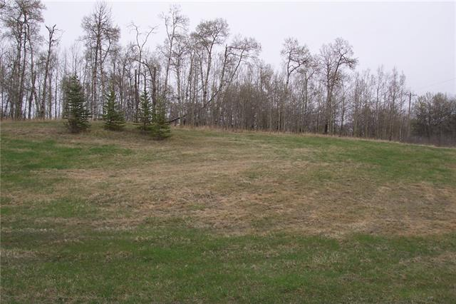 This beautiful 1.86 acre residential lot is located in Westward Heights in the Hamlet of Water Valley.  NO BUILDING COMITMENT.  Buy now and build later on this great site with a large stand of polar trees, great views and a gentle slope to the west.  Paved road right to the property.  2 minute walk into the Hamlet.  Lot # 2 to the north is also available with 1.86 acres.  Short 50 minute drive to Calgary.  Water Valley,  a great place to call home.