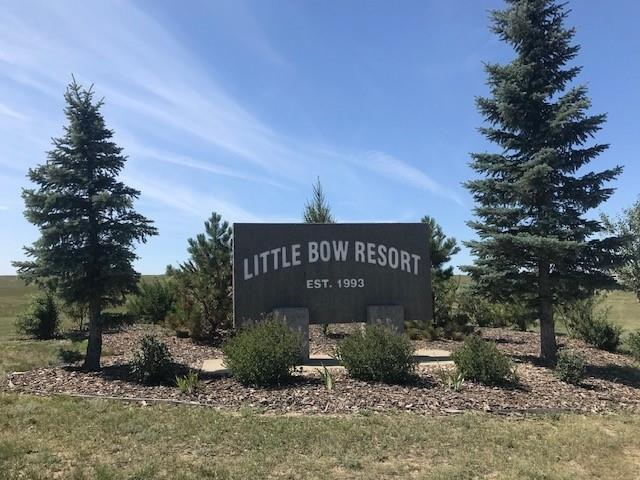 "Escape to South Calgary's best kept secret ""Little Bow Resort"" in southeast Alberta. Little Bow Resort is 90 minutes from South Calgary, located in a private, friendly condo style community. Pristine beaches and well maintained parks and common area will allow you to enjoy some of the best waterskiing and fishing in Alberta. Build your dream retreat on #653 Lakeside Drive at a pristine lot, in a highly sought after location directly across from water. Adjacent to the walkway to the beach, a very short walk to haul gear for your family days at the beach. Imagine hot summer days give way to warm summer evenings to sip wine on your back deck as you can watch your children playing on the green space. The private boat launch and dick make this resort perfect for fishing, boating, and water sports. Skating and ice fishing round out the year round activities."
