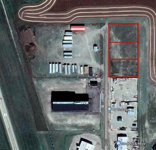 Just one hour South of Calgary in Stavely, this commercial and zoned lot with the adjacent 2 lots (C4276300 & C4276531) are available immediately at a great price. Build your own commercial or industrial property. Visible from and very close to Highway 2, an opportunity like this does not happen often. Service to the lot line. Call realtor today!