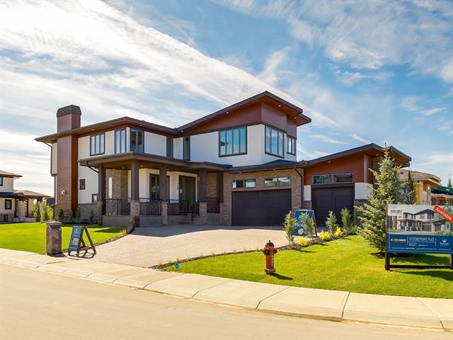 Available for IMMEDIATE POSSESSION! This superbly-built, custom New West Luxury Homes Vail model offers excellent value. Your family can enjoy the 3200+ft2 of developed space on the main and upper levels and can opt to develop the nearly 1000ft2 in the lower level. The open concept main floor makes entertaining a pleasure. The kitchen is fully equipped with professional grade appliances and beautiful cabinetry. The floorplan flows perfectly and includes great room, large dining space, island with eating bar, and pantry. Finishing out the main level are office/den; mudroom with extensive storage/lockers; and powder room. Upstairs find an expansive master retreat ? spa-like ensuite and large walkin closet/dressing room. As well, there are two bedrooms with hall bath plus laundry room. Gatherings are made easier in the large, open bonus room upstairs. The lower level can be developed: one configuration includes recreation and media space, a fourth bedroom and bath. See add?l remarks?