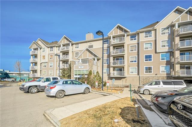 Awesome 2nd floor unit with NEW WIDE PLANK LAMINATE FLOORING! Enjoy the updated look in this 2 bedrm, 2 bath unit on the south side of the building. Very bright, lots of sun to enjoy, yet cool in the summer, with included b/i Air conditioning. A very nice, open plan invites you in, with a central living rm that features a gas fireplace and access to the sunny balcony, complete with natural gas outlet. The meal-inspiring kitchen boasts a newer, upgraded fridge & stove, lots of cabinets, ample counter space, and a convenient peninsula island. A corner dining nook is spacious enough for a family, and there is convenient in-suite laundry/storage with a newer full size stacking laundry pair. The massive master bedrm offers a walk in closet & 4 pce ensuite. A 2nd bedrm and 2nd full bath complete the floor plan. Titled, heated underground parking stall is included, as is a separate assigned storage locker. Conveniently located within walking distance to shops on Main St. & the Quarry shopping area. Come see!