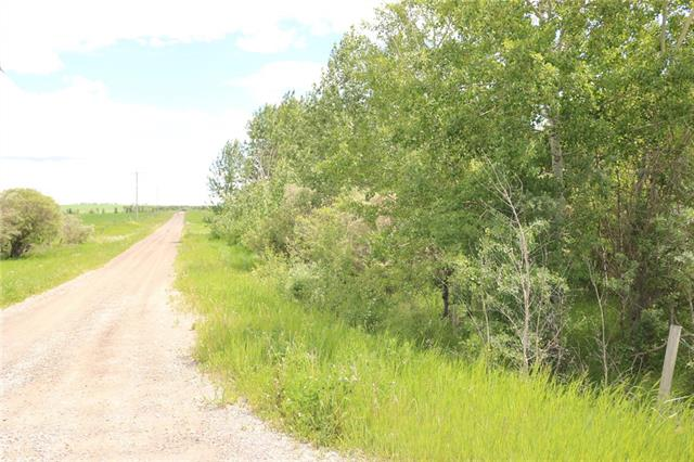 66.72 acres of prestine land.  The land is presently being rented out with some of the land in Barley and some in hay land.  There is also approximately $9400.00 in oil revenue.  The dog pound river runs just east of this property. There is lots of great building sites.