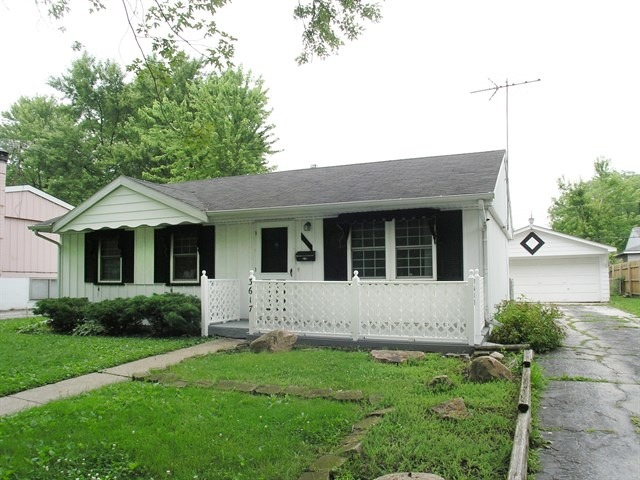THIS CHARMING HOME IS NEWLY UPDATED AND JUST WAITING FOR YOU TO MAKE IT YOUR OWN! GREAT FRONT PORCH TO ENJOY YOUR MORNING COFFEE ON AND PLENTY OF WINDOWS ALLOW FOR NATURAL LIGHT IN THE LIVING ROOM! BACKYARD IS A GREAT SPACE FOR ENTERTAINING DURING THOSE FAMILY GET-TOGETHERS! DON'T MISS OUT ON THIS HOME!