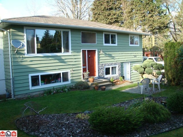 Excellent family basement home kept very well in central location of North Delta. Home offers 4-5 bedrooms, 2 full baths, hardwood floors upstairs in living room, kitchen, dining room and master bedroom. Updates include double glazed vinylwindows, 6 months old high efficiency Furnace, Hot water tank 2 years old, updated washrooms and new vinyl on deck, glass railing and canopy done 2 years ago. Lots of parking space and a huge backyard for the kids to enjoy. Call for more info.