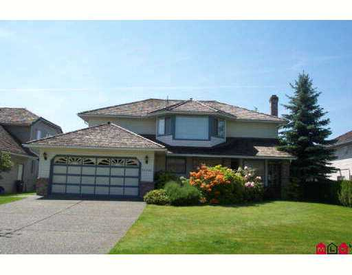Eaglecrest beauty! This 2 storey home is located in a quiet CDS on a large lot.  There's 3 bdrms up with an oversized games room and a den on the main. The brigh t kitchen and eating area open to a cozy sunken family room with gas fireplace.French doors off the family room open to a fully fenced and hedged private backyard with a stunning IN GROUND POOL!! This home features new paint, new tile floor in the entrance and kitchen, new carpet, new French doors, new pool liner, 2 gas firepla ces, vanity in master bedroom and separate shower and Jacuzzi tub in ensuite. Come see this custom built home, cared for meticulously by the original owners!