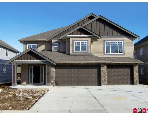 Excellent location for this brand new house loaded with features. Fully finished up & down, triple car garage, 2 gas fireplaces, 3 full bathrooms upstairs, covered sundeck, 9ft ceiling. Granite counter tops. Full warranty, GST incl. Very well priced.