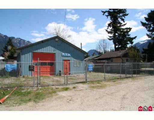 Fantastic investment + future potential. Small rented home with large garage addition. 960sqft shop and fenced yard leased to ICBC. Good opportunity to collect income now & home based business later. $1850/Mth total income.