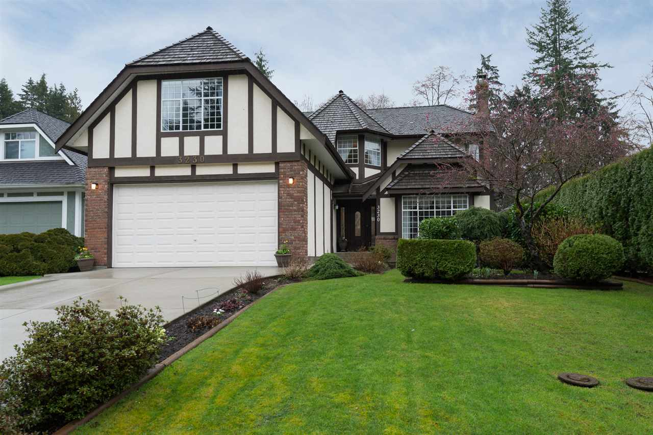 "Lovely executive family home is located on one of the ""best streets"" in Lynn Valley! Rarely do homes come on the market here & so opportunity now awaits a new family purchasing this spacious 3 level, 5 bdrm, 3 bathrooms, & den over 4000 sf grand total w/ 2 car garage home on a quiet, child friendly cul-de-sac. Upon arrival, you'll notice the manicured yard & street where you'll feel pride of ownership. Inside this very spacious traditional home are 2 finished levels, w/ unfinished but framed basement ready for your personal design. All 5 bdrms are up (or 4 w/ huge games room), cozy family room off open kitchen w/ island & leading out to a custom over size deck w/ a private yard. This updated home w/ solid maple wood & carpet mixed flooring is ready to move into. It doesn't get any better. Don't miss the first showing and open Sat/Sun 2-4pm!"