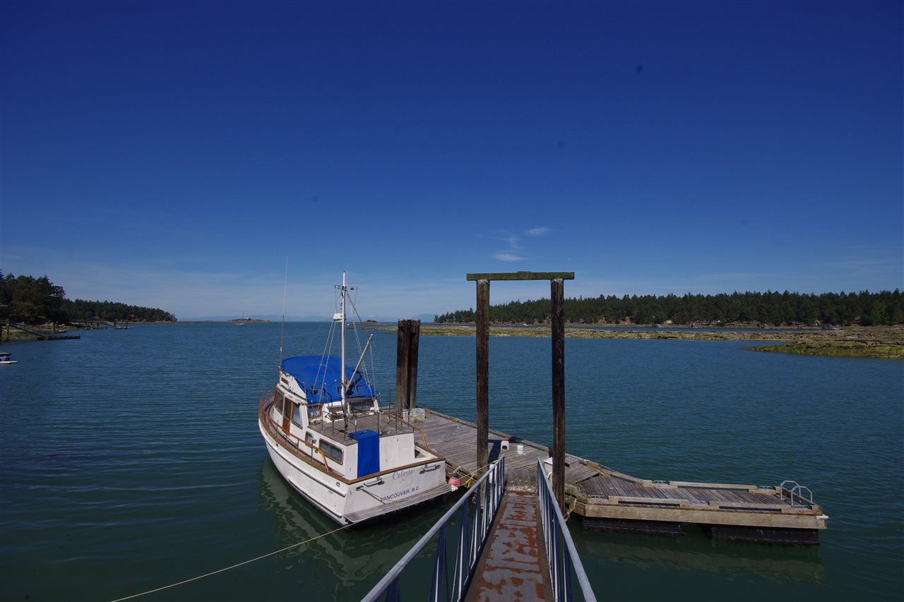 Sturdies Bay Road Galiano Island