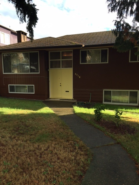 Vancouver height area. Great solid house on 50 x 123 R5 lot. 2 level with 4 bedrooms up , plus 2 or 3 bedroom basement suite down.total 2 1/2 bathroom. Hardwood floors. 2 fireplaces. Easy to show.