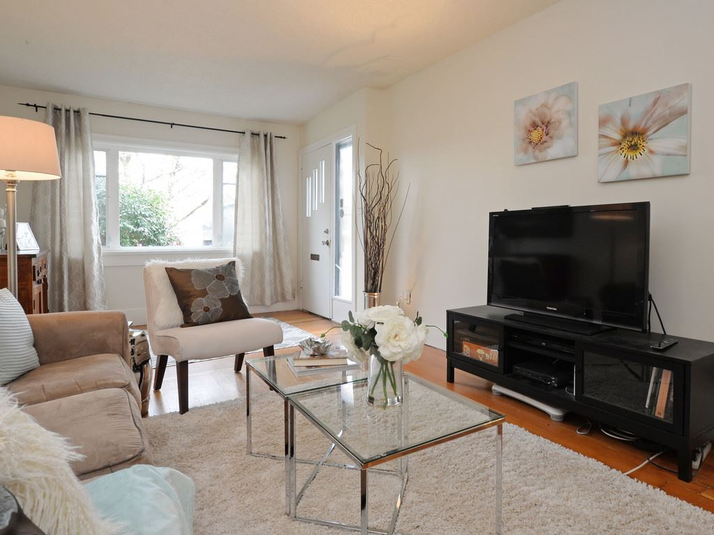 Look no further this is the perfect starter home! A true community on the bike route surrounded by parks, schools, transit located in the city core close to restaurants, shopping & cafes. So many options that can fit your needs: 2bdrm+Den (easily 3rd bdrm) w/option of 1bdrm/studio suite or 2bdrm up & 2 bdrm rental. Major mechanical updates: Vinyl windows, electrical wiring, furnace, hot water on demand, plumbing, asbestos removal, EXTRA Insulation & soundproofing PLUS Energuide rating to keep those utility bills low and your  family warm. The list goes Org. hardwood floors, great storage, Quiet &private yard PLAY HOUSE TOO! & annual plum, apple, raspberry and grapes Schools: Mackenzie Elem., John Oliver, Selkirk & Secord MUST SEE! OH Sat/sun 2-4