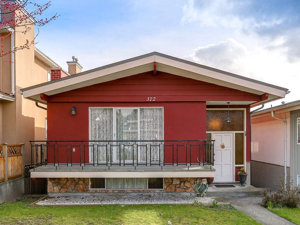 Very solid home in desirable area. 3 bedroom, 1-1/2 baths up. Huge 2 bedrooms & living room down, ground level entry from the basement. High basement, close to all amenities. Lot 32x123' with back lane. For more details call LS. Open House: Sunday, August 27th 2-4pm.