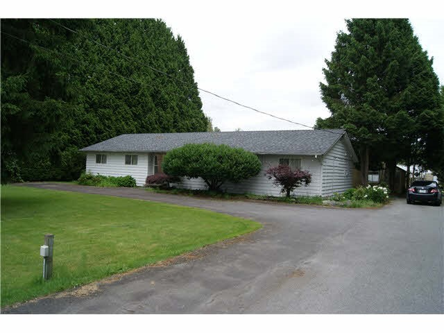 Great 9.337 acres agricultural land (A-2) located on rural & pretty West Maple Ridge. A solid rancher with 3 bedrooms (newer roof), large workshop (approx. 1,500 SF) plus a 2nd 2,000+ SF (legal non-conforming) 2 storey house as bonus. There are (two) 2 bedroom suites (up and down) which can be used as good mortgage helper. Currently grow different produce i.e. squash, zuchinni, corn, bean, cabbage, chives, amaranth & grapes, etc. Ideal to run & expand the farm business or build your dream home & grow fruit/vegetable produce. Located right next to the popular & picturesque Jerry Sulina Park. Close to golf course, shopping & Golden Ears Bridge.