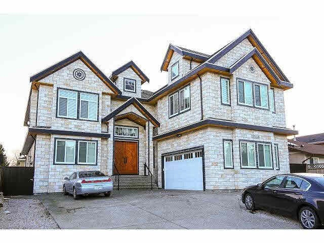 One of its kind Mega house, Custom Built 3 storey house with high quality finishing, Top Floor has 4 bedroom with 4 washroom with kitchen, working kitchen, high end appliances, Living room, family room, Granite counter top and good sizes sun deck and Main floor has Lots of room and can be turned into basement suite too, 2 Rec Room, Great Room, Laundry room, double garage and 3 washroom and basement (2 + 1) bedroom suite, with Gym Room and Theatre room with 2 piece washroom for upstairs use. Air Condition, Floor Heating as its one of its kind house close to 7200 Sqft house built on LUC lot. The luxury House one can ever Imagine. Home has a total of 10 washrooms - the basement level has another 4 piece and a powder room, not ensuites.