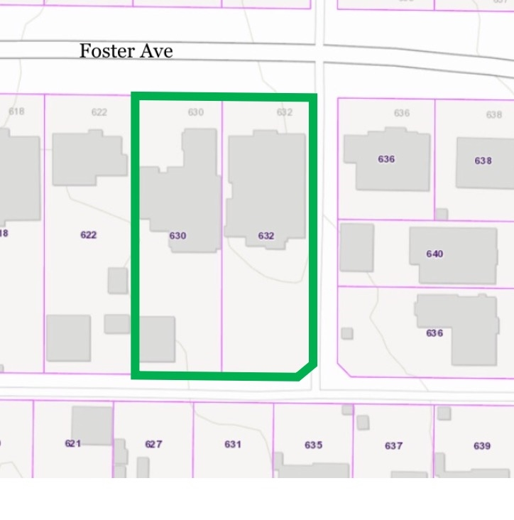 Townhouse Development Site. Investors and Developers Alert: 2 Lot assembly with total 27,312 sqft lot. Side Lane & Back Lane access. Burquitlam-Lougheed Neighbourhood Plan, up to 3 storey townhouse development site. Also available on MLS 630 Foster Ave. Located at the boundary between Burnaby and Coquitlam, and both City's have dedicated neighbourhood plans for the area. Walk to SKYTRAIN STATEION & shopping. This development site is close to Lougheed Mall (proposed to be redeveloped as a Master Plan Community), the Vancouver Golf Club, and Simon Fraser University. Easy access to Clarke Road, Lougheed Highway, Highway 1 and public transit including the Burquitlam and Lougheed Skytrain Stations. Please call for further information.