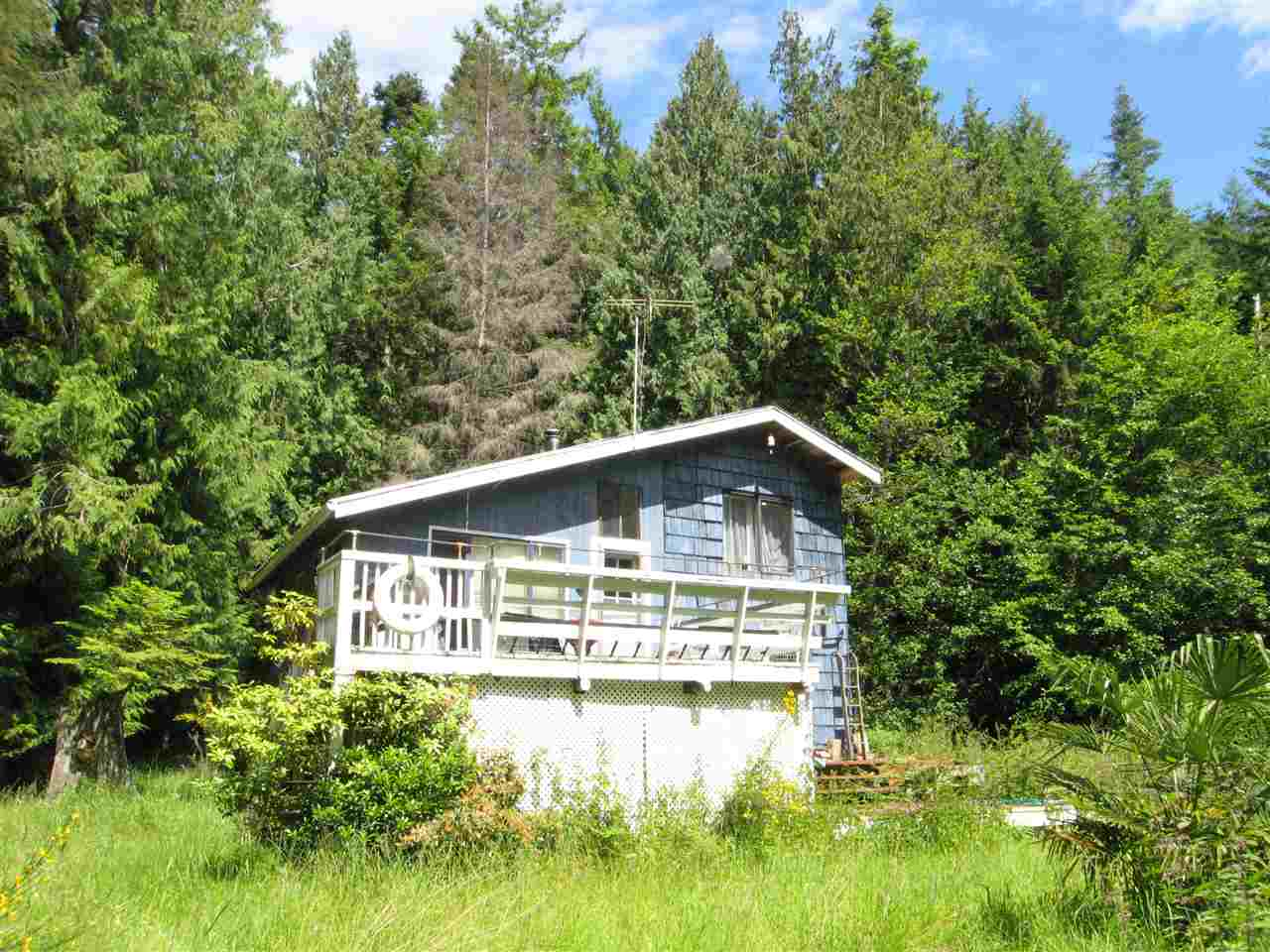 Sunny, private and affordable off-the-grid getaway on level 0.83 acre of land at Phillimore Point, which is a picturesque seaside village located on Galiano Island, below Mt Sutil. Property is connected to a community water system and has access to a protected community dock. Propane is used for cooking and a wood stove for heat. Septic system installed. Several swimming beaches nearby. Phillimore Point is accessible via private boat from Galiano?s Montague Harbour or from Ganges on Saltspring Island. If you look for peace and quiet, a simple healthy lifestyle, Phillimore Point is an oasis for off-grid living! Come over and check it out!