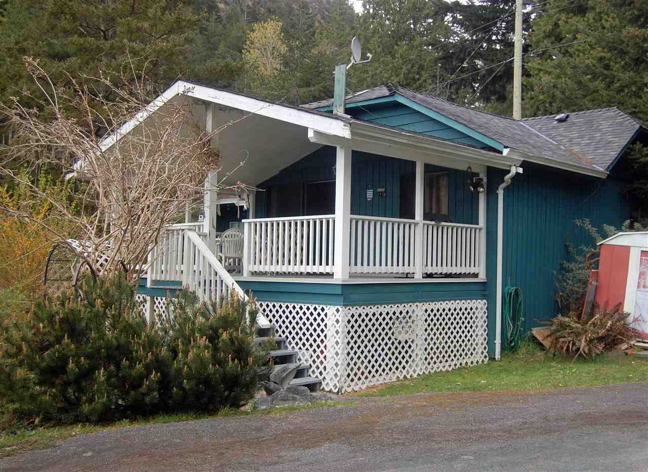 Recreation Destination! Quiet neighbourhood is close to hiking trails, lakes and ocean access! Cute as can be Old Timer Cottage boasts nearly 300 sq.ft. of covered, south facing deck to enjoy the Ocean View of Lee Bay and mature shrubs that attract nature's creatures. Level access and parking for vehicles and/or RV's. A wonderful starter home that 1st Timer's or Retirees will love, plus this location as well. Easy on the budget so act quickly or this opportunity will pass you by!