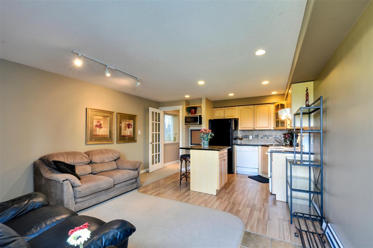 1 Bedroom legal suite