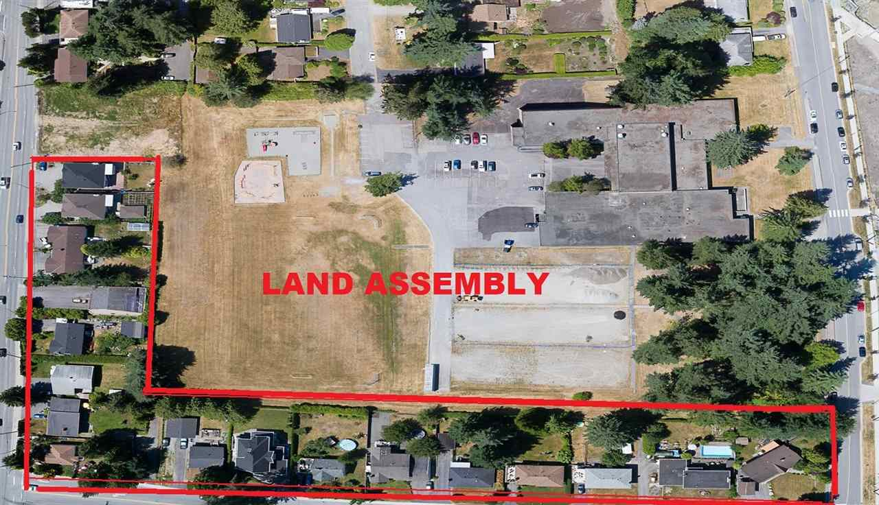 LAND ASSEMBLY, ATTENTION DEVELOPERS: 179,466 sqft site on the corner of Austin & Poirier. Prime location close to school, community centre, parks & transportation. Potential for larger site.