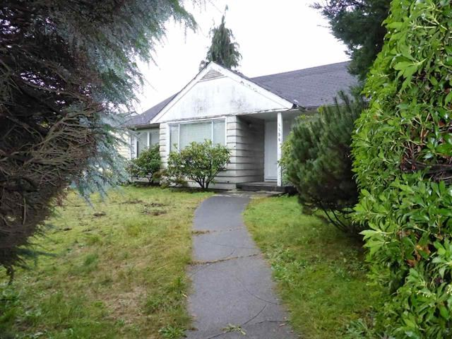 Amazing investment property in the prestigious South Granville area. Very desirable North/South exposure lot 60.6 x 122.2, RS-1 zoning on the high side of the street. This home has over 2300 sqft of living area. 3 bedrooms up with lots of space below. Hold as a rental property or build a luxury dream home with Mountain views! Sample building plans available upon request. The perfect neighborhood, only a short drive to Oakridge Centre Mall, Van Dusen Gardens, Langara Univerisity Campus and Vancouver College. Amazing location at a great price! Call now.