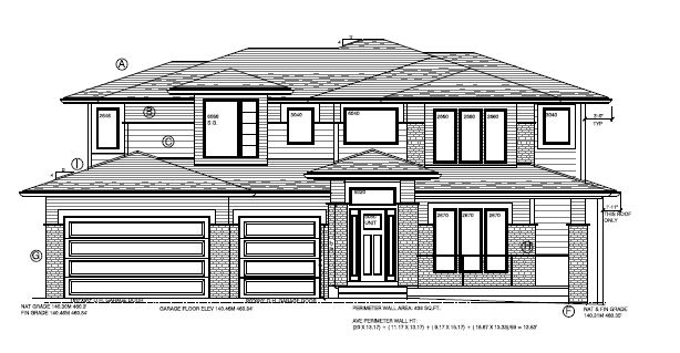 Brand new home on large lot. Lot is over 9,000 sq. ft. located within walking distance to Ranch Park Elementary, Dr. Charles Best Secondary School and public transit. Beautiful southern views of the mountain and city. Home is under construction-call today to find out about customization options. Move in as early as fall 2017! For more info please call LS.