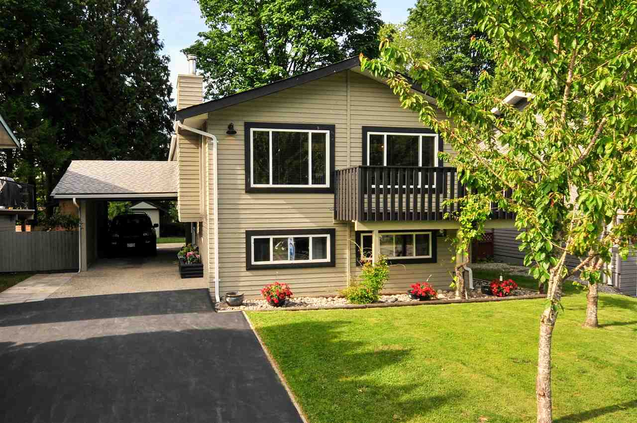 East Abby almost 1/4 acre lot w/ a beautifully updated split entry home & 35355 WELLS GRAY AVENUE